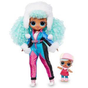 Набор Winter из 2 кукол ЛОЛ Chill Icy Gurl and Brrr B.B.