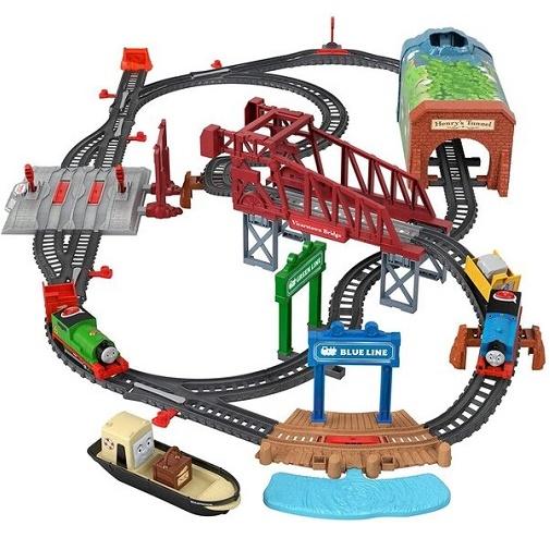 Набор Железная дорога Томас и Перси Fisher-Price Thomas & Percy Train Set