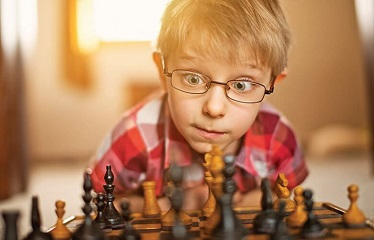 Синдром шахматного вундеркинда - поддерживаем и развиваем