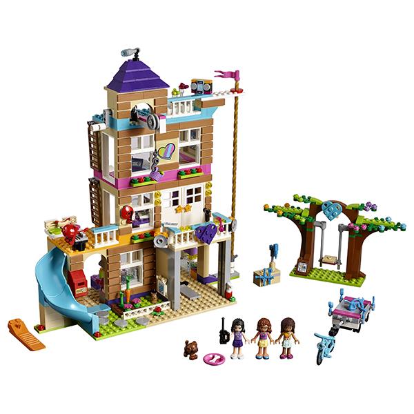 LEGO Friends Конструктор Дом дружбы 41340