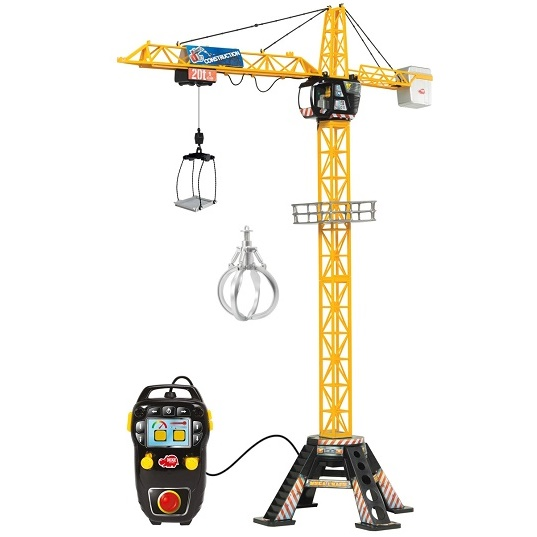 Башенный кран Mega Crane Dickie Toys