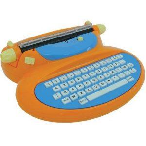 Детская электрическая печатная машинка Mehano Английский текст