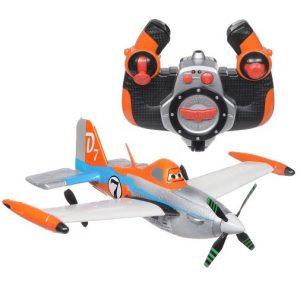 Dickie Toys Самолет на радиоуправлении Дасти масштаб 1:20