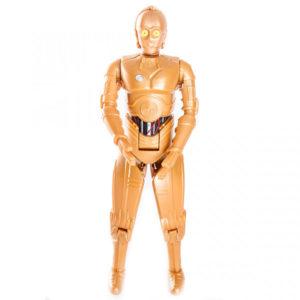 Egg Force Яйцо-трансформер Star Wars C-3PO