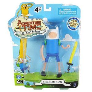 """Фигурка Adventure Time """"Stretchy Finn"""", с мечом"""