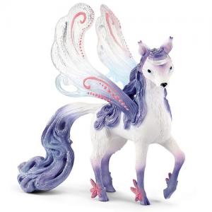 Фигурка Дэная Лошадь с крыльями 15 см Schleich Bayala 70540