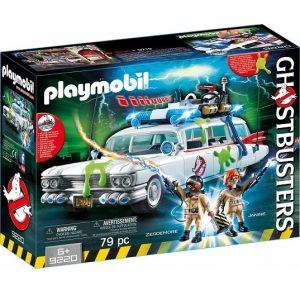 Игровой набор Автомобиль Экто-1 Playmobil