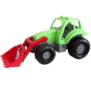 Игрушка Трактор зеленый Орион