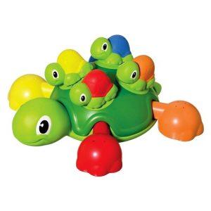 Игрушка для ванной Веселые черепашки TOMY Bath E72097