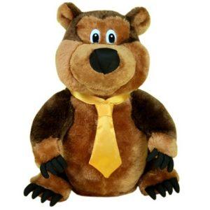 """Интерактивная игрушка """"Медведь Шпунтик"""" «За глаза твои карие» 27 см Ваш подарок"""