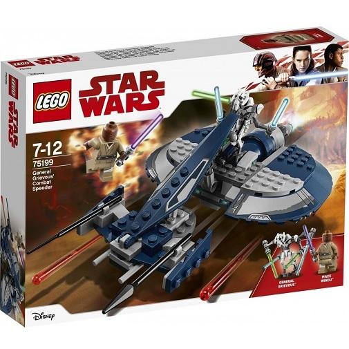 Конструктор Лего Боевой спидер генерала Гривуса LEGO Star Wars 75199