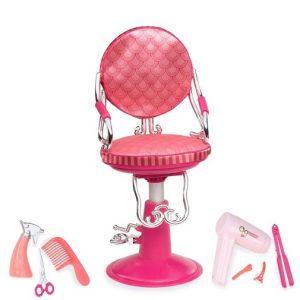 Кресло парикмахерское для куклы с аксессуарами Our Generation