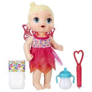 Кукла Малышка Фея с бутылочкой Baby Alive B9723