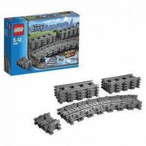 LEGO City Конструктор Гибкие пути 7499