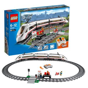 LEGO City Конструктор Скоростной пассажирский поезд 60051