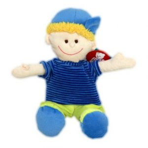 Magic Bear Toys Мягкая кукла Мальчик