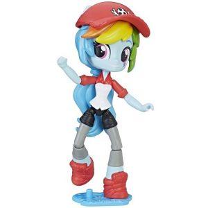 My Little Pony Equestria Girls Мини-кукла Rainbow Dash С2181