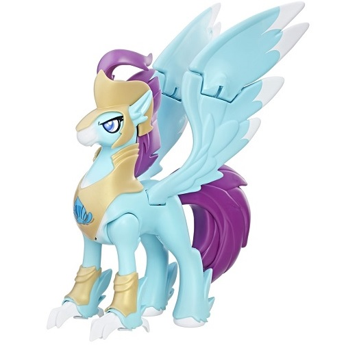 My Little Pony Фигурка функциональная Stratus Skyranger Hippogriff Guard