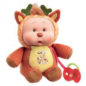 Мягкая игрушка Лесные друзья Олененок Пол Yogurtinis