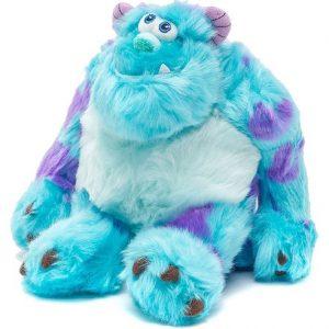 Мягкая озвученная игрушка Монстр Салли 20 см Disney