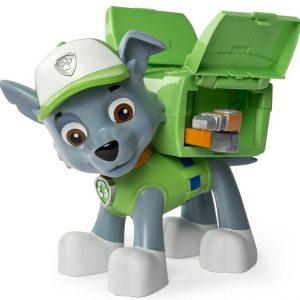 Paw Patrol Фигурка Jumbo Action Pup Rocky 15 см