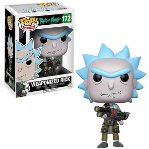 Фигурка Rick & Morty Weaponized Morty Funko POP! Vinyl