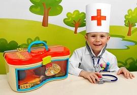 Играем в доктора