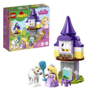 LEGO DUPLO Princess Конструктор Башня Рапунцель 10878