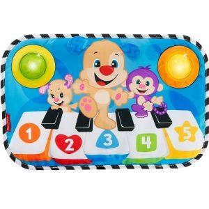 Развивающая игрушка Пианино Kick & Play для кроватки Newborn Fisher Price FTC60