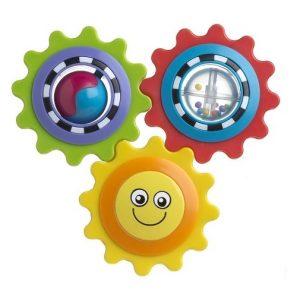 """Развивающая игрушка Playgro шестеренки """"Twirly Trio"""""""