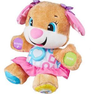 Развивающая игрушка Сестричка Первые слова Infant Toys Fisher-Price FPP81