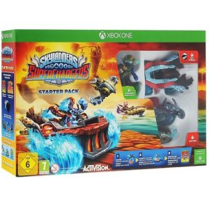 Skylanders SuperChargers стартовый набор (Xbox One)