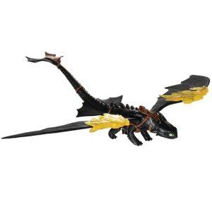 Функциональный дракон Беззубик Как приручить дракона Spin Master