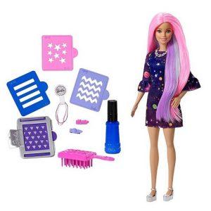 Кукла Барби Цветной сюрприз Barbie FHX00