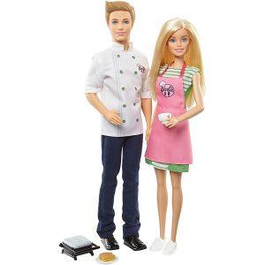 Кукла Барби и Кен шеф-повар Barbie FHP64