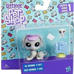 Littlest Pet Shop Набор фигурок Rick & Sunny Chickencluck
