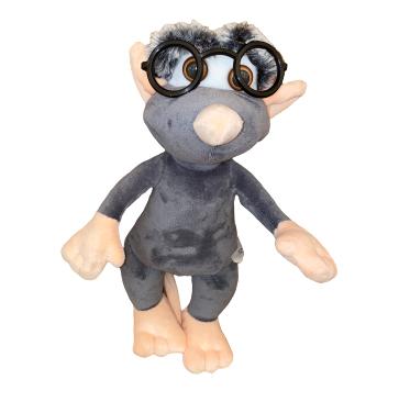 Мягкая игрушка Крыса Лула 25 см Booba Internet Project
