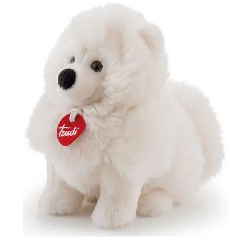 Мягкая игрушка Самоедская собака-пушистик 24 см Trudi