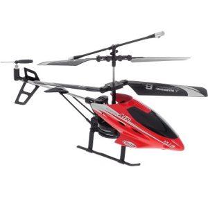 Вертолет на радиоуправлении Tech IR-221 Красный Mioshi