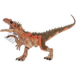 Megasaurs Фигурка Заурофаганакс с двигающейся пастью цвет бежевый