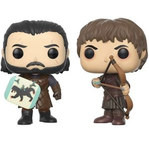 Фигурка Game of Thrones: Ramsay Bolton & Jon Snow Funko POP! Vinyl
