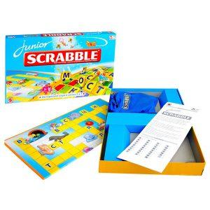 Настольная игра Скрабл Джуниор Scrabble Mattel Y9736