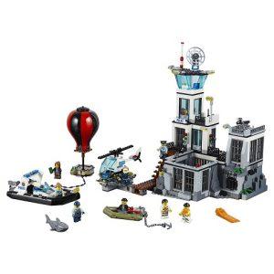 Конструктор Тюремный остров 60130 LEGO City
