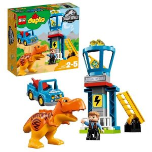 LEGO DUPLO Jurassic World Конструктор Башня Ти-Рекса 10880