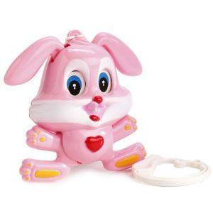 Музыкальная игрушка Зайка Розовая Умка