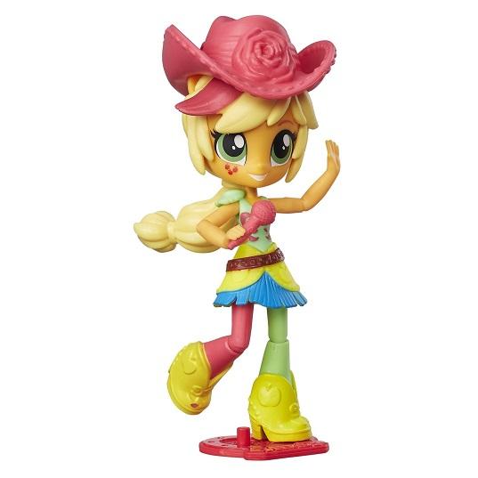 Equestria Girls Мини-кукла Applejack C0866 My Little Pony
