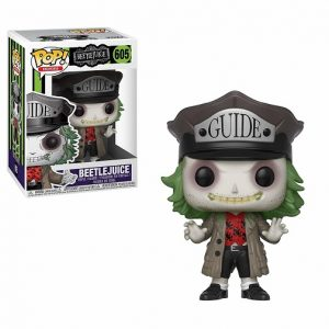 Фигурка Битлджус Funko POP! Vinyl Horror Beetlejuice w Hat 32319