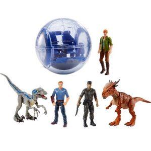 Игровой набор с героями фильма Jurassic World FMM49
