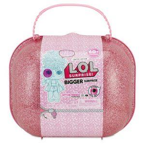 Игрушка LOL Декодер чемодан 60 сюрпризов MGA Entertainment