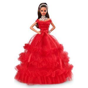 Кукла Барби Тори Брюнетка юбилейная Tori 2018 Barbie Holiday Barbie Mattel FRN71